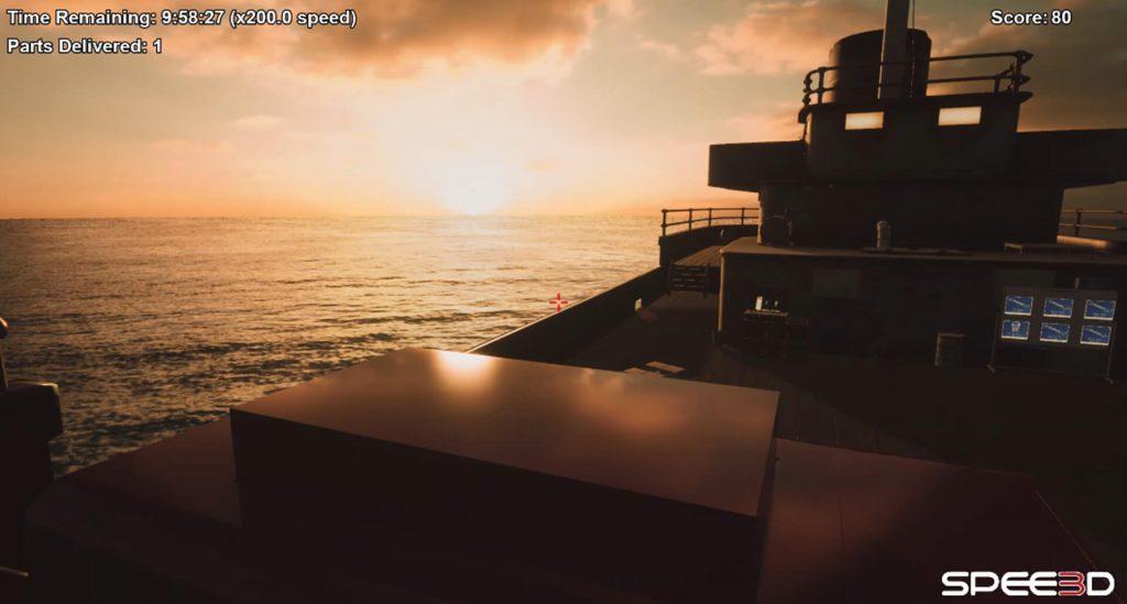 Ship View_SPEE3D